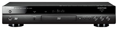 Yamaha AVENTAGE BD-A1060BL Blu-ray Disc Player