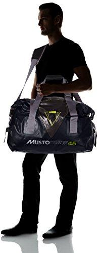 Musto Evolution Waterproof 45L Holdall BLACK AE0260
