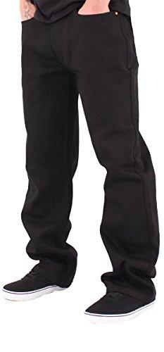 Rocawear Herren Jeanshose schwarz schwarz