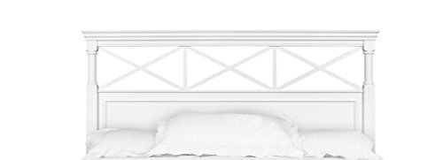 Magnussen B2026 Kasey Wood Panel Bed Headboard, King