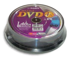 "10 Pack 8cm/3"" Inch Mini DVD-R Disc Disk for SONY HANDYCAM CAMCORDER DCR-DVD201"