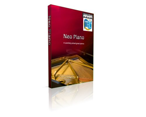 Sound Magic Neo Piano Virtual Instrument Collection Software by SoundMAGIC