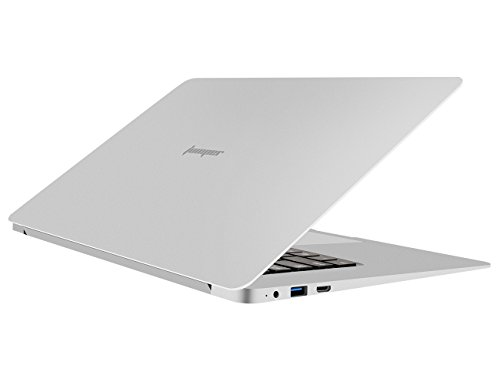Jumper EZbook 2 Windows 10 Laptop Intel 4GB RAM 64GB Quad Core 14.1 Inch Slim Ultrabook, 100% Metal Shell Lightweight Notebook Portable