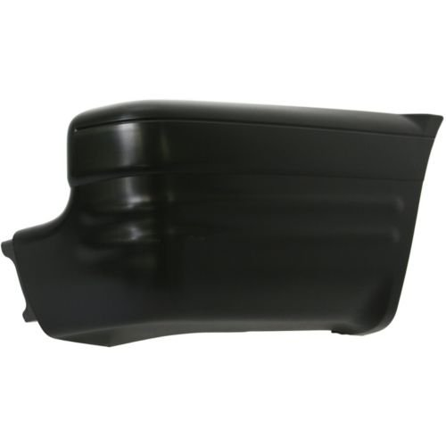 Make Auto Parts Manufacturing - BUMPER END/EXTENSION REAR RH; PAINT TO MATCH; SMOOTH - IZ1105119