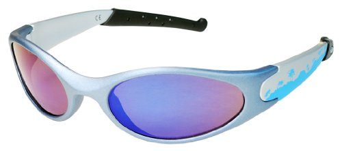 Sunglasses JR85 Juniors Ages 5-12 Beachcomber Mirror lens
