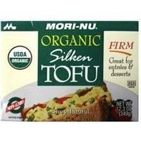 Mori-Nu Tofu, Silken Firm, 12.3-Ounce Boxes (Pack of 12) ( Value Bulk Multi-pack) by Mori-Nu