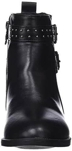 Negro 48620 XTI Damen Stiefel Schwarz Negro Kurzschaft xTUf8