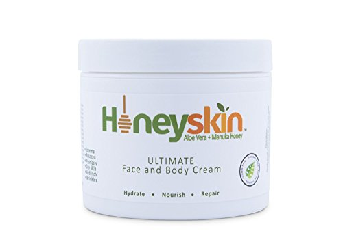Honeyskin Organics Psoriasis Itchiness Superfoods