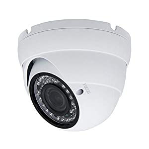 5MP 4MP Dome Super Hybrid Security Camera 1080P HD-TVI/CVI/AHD/960H CCTV Surveillance Security Camera 2.8-12mm Varifocal…