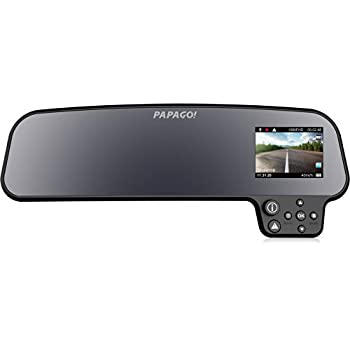 "GoSafe260 GS260-US GoSafe 260 Full HD 1080P Rear-view Mirror Mount Dashcam with 2.7"" Display (Black)"