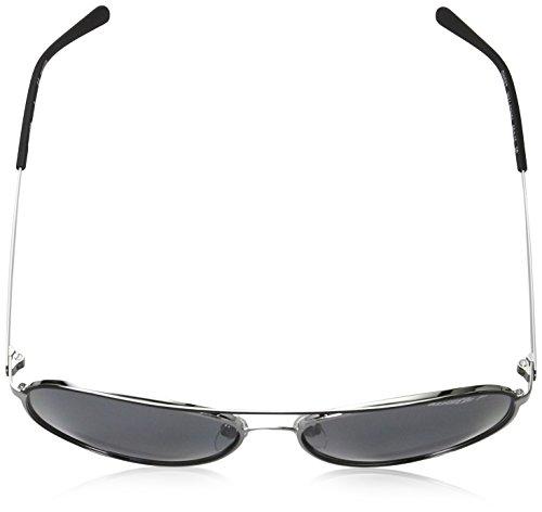 Black 58 Dweet de Hombre Gunmetal para Gafas Arnette Sol Rubber nwzU4YYq