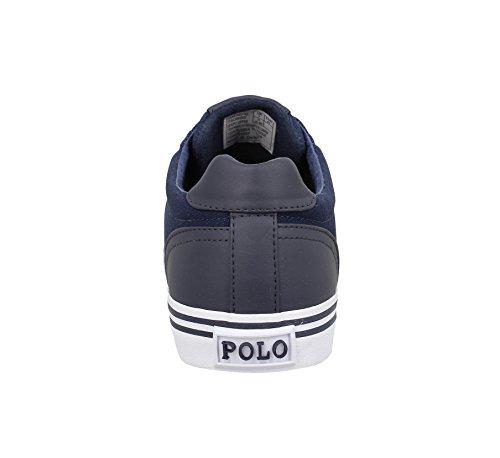 Polo Ralph Lauren Hanford Homme Baskets Mode Bleu Taille 42