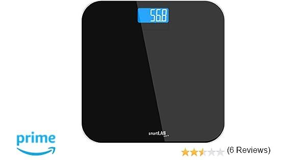 smartLAB scale W Báscola personal con ANT y Bluetooth 4.0 (BLE) la transferencia de datos inalámbrica: Amazon.es: Salud y cuidado personal