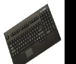 Adesso Adesso Easytouch Usb Rackmount Size Keyboard With Touchpad (Black) ''Product Category: Digital Cameras/Keyboards/Input Devices/Keyboards''