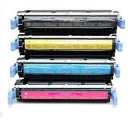 Compatible Black/Cyan/Yellow/Magenta HP Multi-pack Cartridges (11,000(Black) / 10,000(Color) Page Yield) for HP Color LaserJet 4700, HP Color LaserJet 4700dn, HP Color LaserJet 4700dtn, HP Color LaserJet 4700n, Office Central