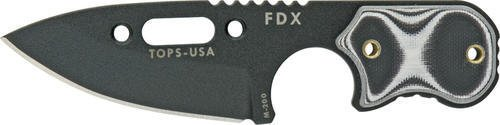 Point Spear Sheath Kydex (TOPS TPFDX10-BRK Fdx-Field Duty Extreme)