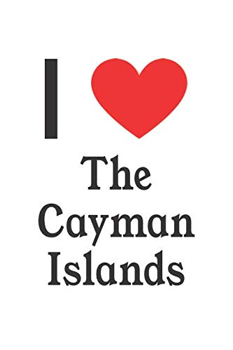 I Love The Cayman Islands: The Cayman Islands Designer ()