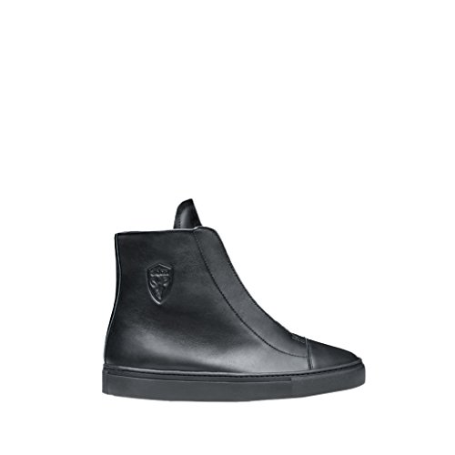 Sully Wong Mens Nobis X Sw Hi Top In Nero