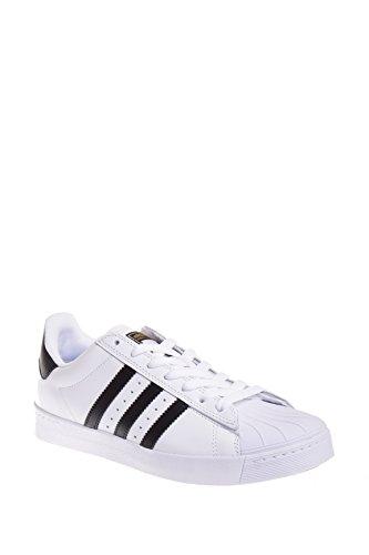 best loved 7e438 c6478 Galleon - Adidas Originals Mens Superstar Vulc Adv, WhiteCore BlackWhite,  5.5 M US