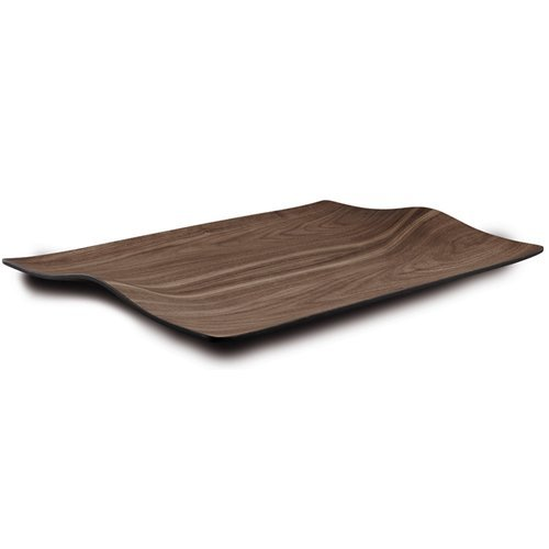 Legnoart RT-11 Vivanda Serving Tray, Brown