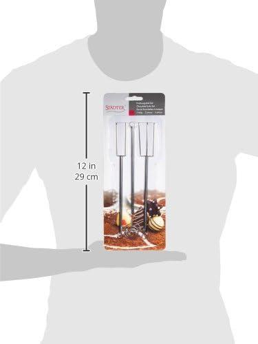21,5 cm Edelstahl Silber St/ädter Gabelset