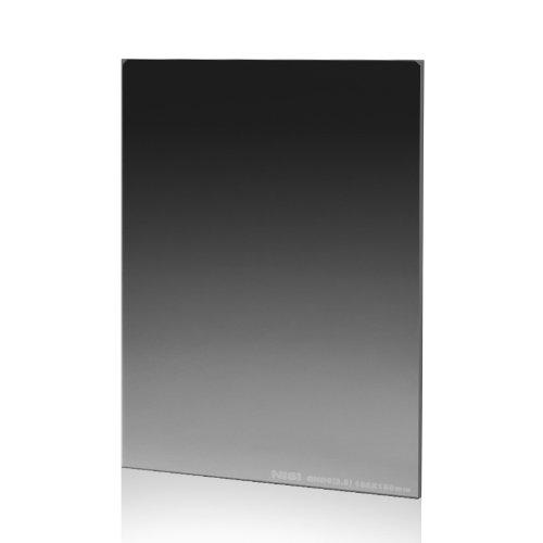 Ikan Soft Graduated Neutral Density Lens Filter (NiSi), Black (Soft IR GND(8) 0.9 100x150)