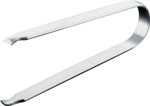 Alessi 6-Inch Ice Tongs by Alessi