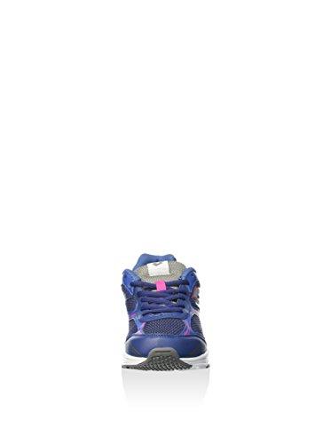 Zapatillas Para Mujer Azul Sintético Noche Material Running Lotto De 0XqwYXd