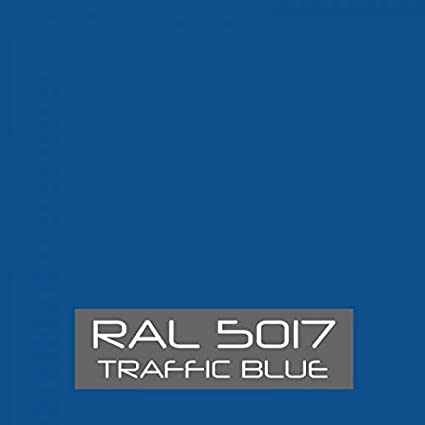 Amazon.com: RAL 5017 Traffic Blue Powder Coating Paint (1 LB): Everything  Else