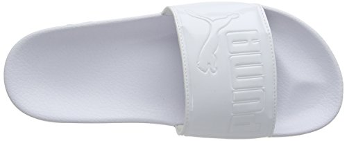 White Piscina para Wns White Mujer puma Puma Patent de 02 y Puma Blanco Playa Zapatos Leadcat 678Rnnwq0