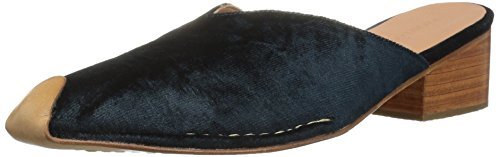 Rachel Comey Womens Sur Slide Slipper Peacock Velluto