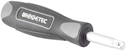 ZYL-YL Ratchet Wrench Kit - 38pcs Mini Ratchet Wrench Set 1/4 inch Socket Screw Bits Kit Bike Maintenance Hand Tool -