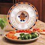 Memory Company NCAA Syracuse University Game Day 2 Chip n Dip, One Size, Multicolor