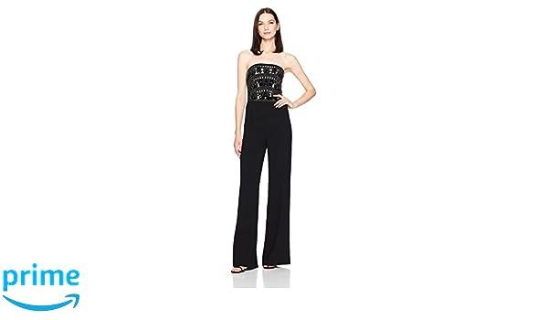 ced8c73c769c Amazon.com  Ramy Brook Women s Anny Jumpsuit  Clothing