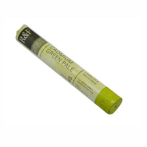 38ml, Cadmium Green Pale (Pigment Green)