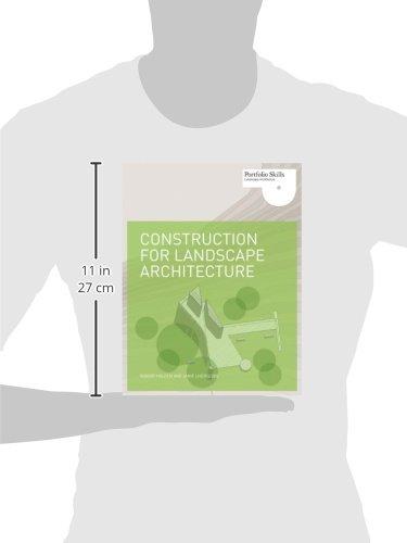 construction for landscape architecture portfolio skills robert