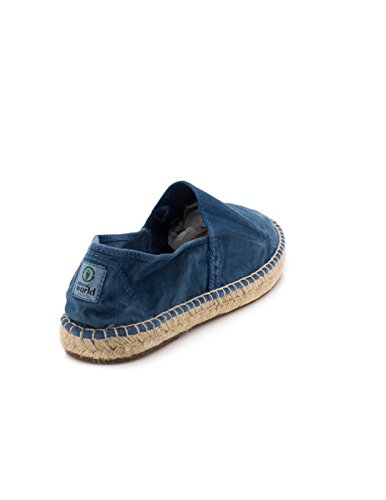 Sneakers Bleu 325e World Tissu Natural q5p7xROO