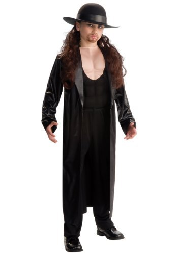 Deluxe Undertaker Child Costume - Large -