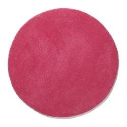 Ikea pink round circular rug 39 ringum 39 70cm diameter for Ikea small round rugs