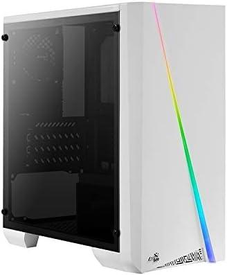 PCS Gaming - PC Gamer AMZ 2020 Rebajas (CPU Ryzen 4 x 3,70 GHz, Ram 16 GB, 1 TB, T. Gráfica Vega 8,) + WiFi Incluido. pc Gamer, pc Gaming, Ordenador para Juegos
