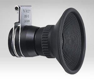 Nikon DG-2 2x Eyepiece Magnifier for Nikon D7000, D3100, D300S, D700, D90, D3X, and D3000 Digital SLR Cameras by Nikon