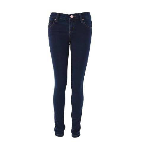 Pinc Premium Big Girls' Basic Skinny Jean 6 MidnightGinger (Pinc Premium Toddler)