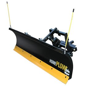 Meyer HomePlow Auto Angle Electric Snow Plow with Electric Lift Motor & Auto Angling 24000