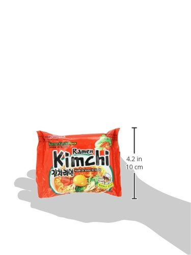 Samyang Kimchee Ramen, 4.23-Ounce Units (Pack of 20)