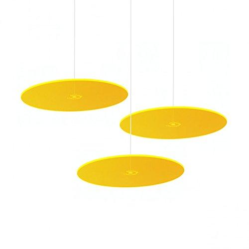 Cazador-del-sol® Sonnenfänger 3er Set - gelb