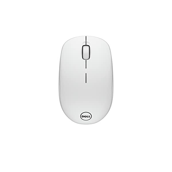 Dell Wireless Mouse WM126 -White (N8YXC)