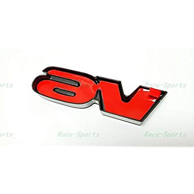 Weekeight 4PCS Weekeight Fit FOR 2016-2020 Ta Blackout Emblem Overlays ABS Plastic PT948-35180-02: Automotive