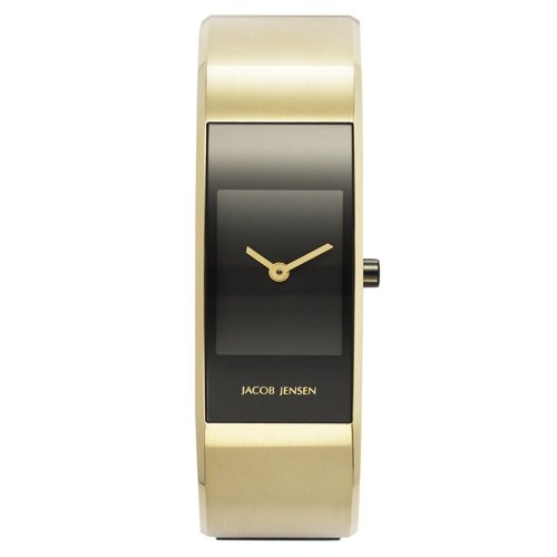 Jacob Jensen 444 Ladies Eclipse Gold Small Watch