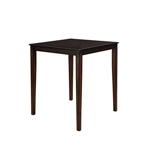 Square Pub Table Cappuccino ()