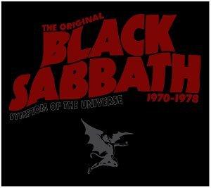 Black Sabbath Box Set - Symptom of the Universe: The Original Black Sabbath 1970-1978